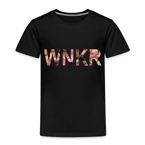 flowersWNKR - Kinderen Premium T-shirt