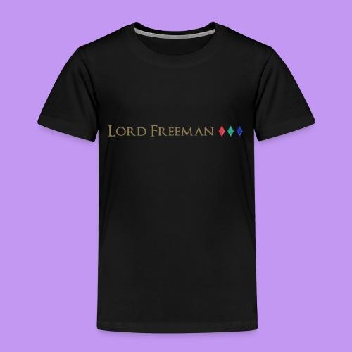 Lord Freeman Logo - Kids' Premium T-Shirt