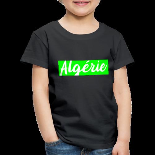 Algérie - T-shirt Premium Enfant