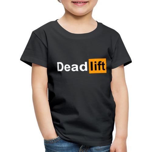 DeadLift X - T-shirt Premium Enfant