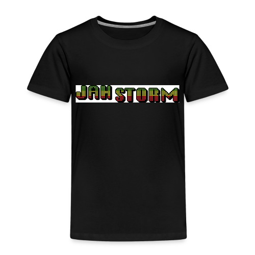 logo jahstormhighlights - Kids' Premium T-Shirt