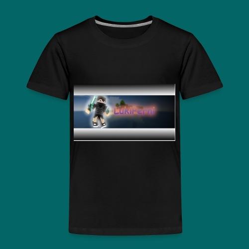 KanalBanner png - Kinder Premium T-Shirt