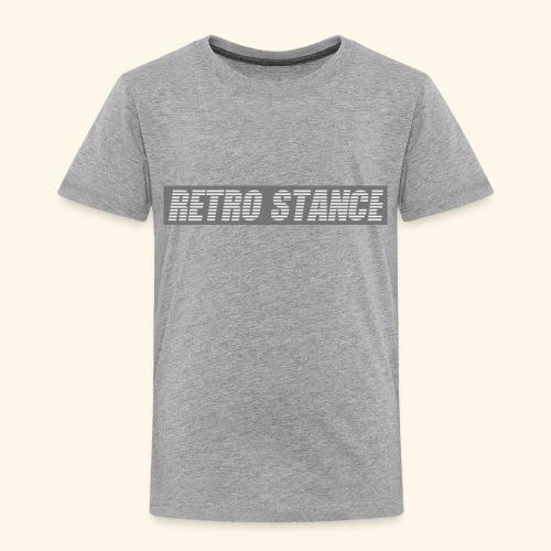 Retro Stance - Kids' Premium T-Shirt