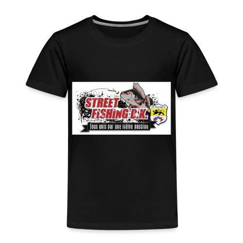 StreetFishing DK - T-shirt Premium Enfant