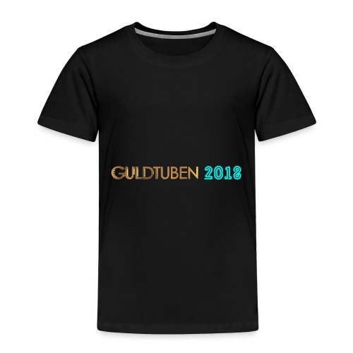 Guldtuben 2018 - Børne premium T-shirt
