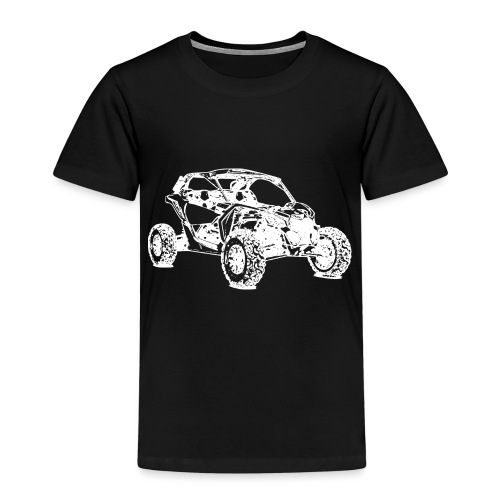 ATV Side by Side Offroad - Kinder Premium T-Shirt