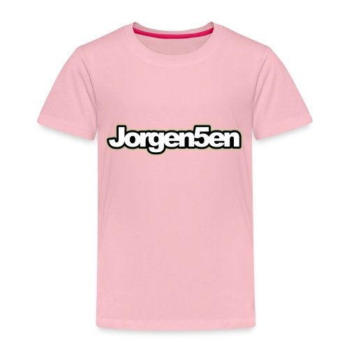 tshirt - Børne premium T-shirt