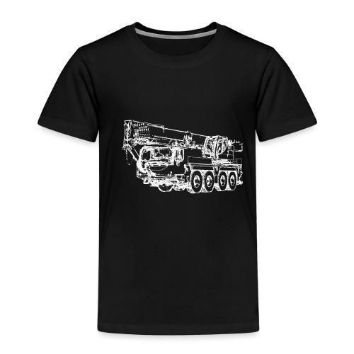 Kran Mobikran 1070 70 1090 90 - Kinder Premium T-Shirt