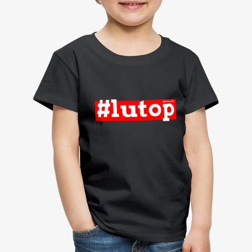 LuTop - Maglietta Premium per bambini