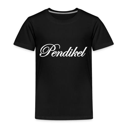 Pendikel Schriftzug (offiziell) Buttons & - Kinder Premium T-Shirt