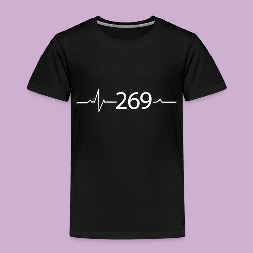 269 - RESPEKTIERE LEBEN - Kinder Premium T-Shirt