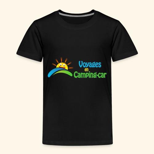 Voyages en Camping-car - T-shirt Premium Enfant