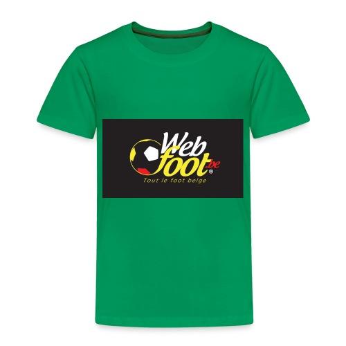 webfoot.be - T-shirt Premium Enfant