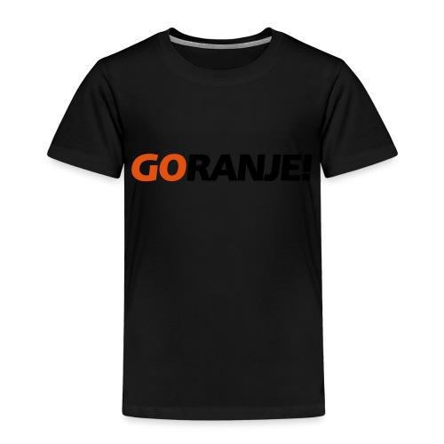 Go Ranje - Goranje - 2 kleuren - Kinderen Premium T-shirt