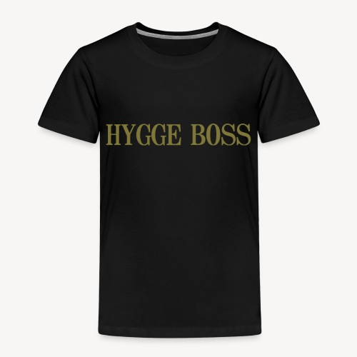 hygge boss - Kinder Premium T-Shirt