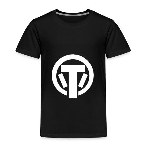 TaruHD weiß - Kinder Premium T-Shirt