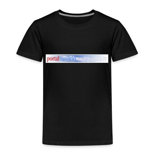 portalsanocki sm - Koszulka dziecięca Premium