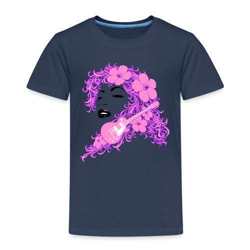 Lady Flo - Maglietta Premium per bambini
