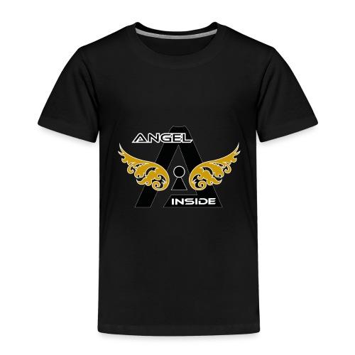 ANGEL INSIDE2-01 - Maglietta Premium per bambini