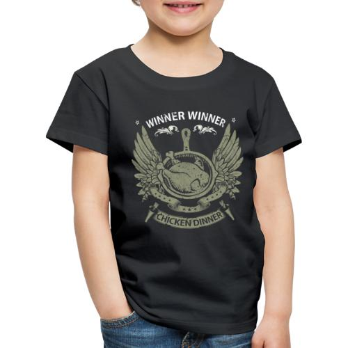 PUBG Pioneer Shirt - Premium Design - Kids' Premium T-Shirt