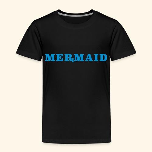 Mermaid logo - Premium-T-shirt barn
