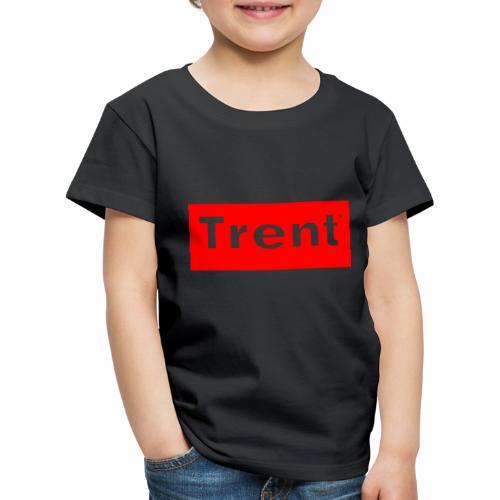 TRENT classic red block - Kids' Premium T-Shirt