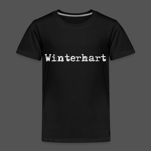 Winterhart - Kinder Premium T-Shirt