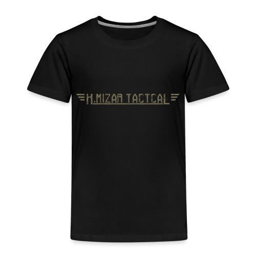 kmizar tactical taupe png - T-shirt Premium Enfant