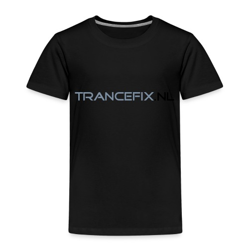 trancefix text - Kids' Premium T-Shirt