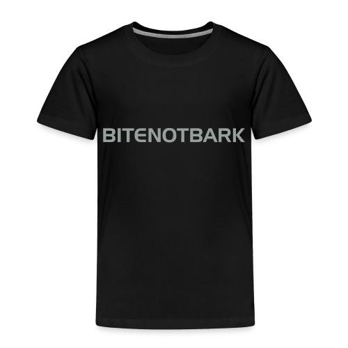 BNB-Schriftzug AI - Kinder Premium T-Shirt