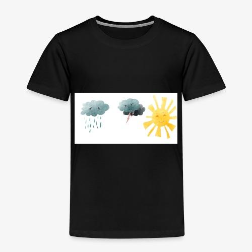 il meteo dentro di noi - Maglietta Premium per bambini