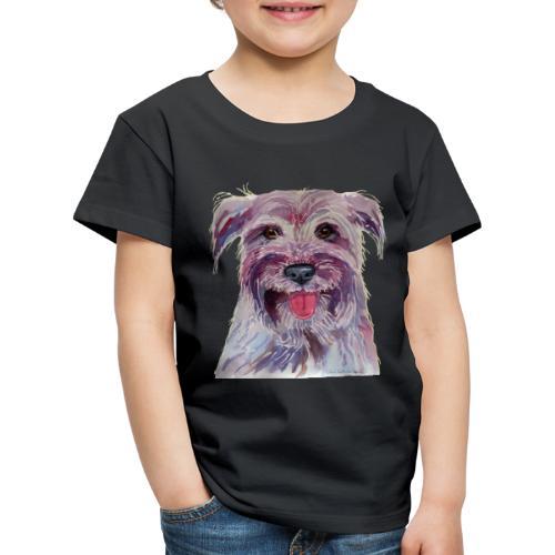 pyrenean shepherd - Børne premium T-shirt