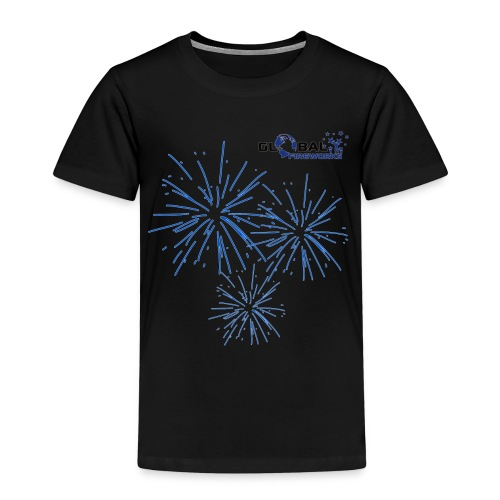Global Fireworks Pyro - Kinder Premium T-Shirt