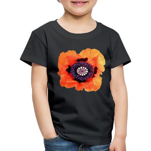 TIAN GREEN - Mohnblüte 2020 01 - Kinder Premium T-Shirt