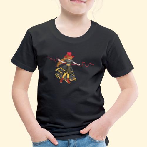 Ladybird - La célèbre uchronaute - T-shirt Premium Enfant