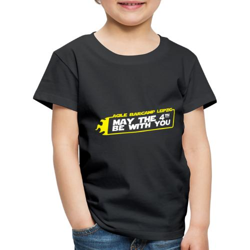 agiLE Leipzig | may the 4th be with you - Kinder Premium T-Shirt