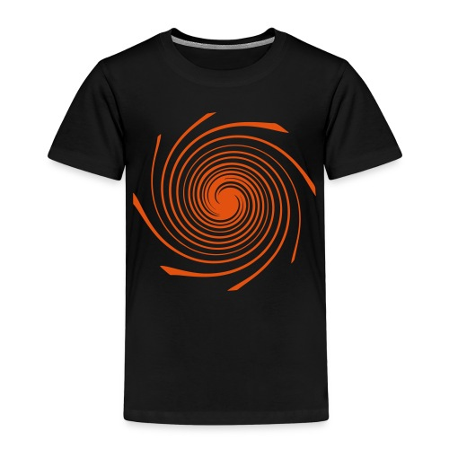 FASKA Spirale - Kinder Premium T-Shirt