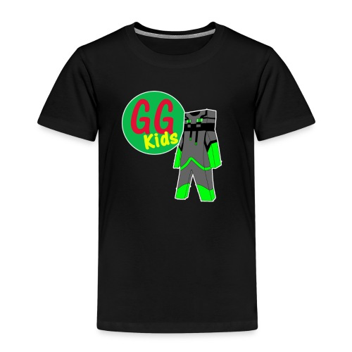 Jack and logo - Kids' Premium T-Shirt