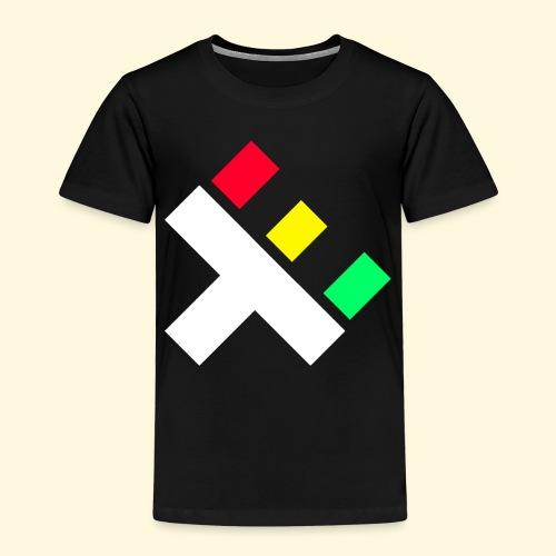 Clan Logo - Rasta - Kids' Premium T-Shirt