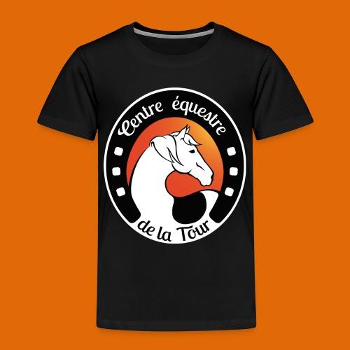 Centre Equestre de la Tour - T-shirt Premium Enfant