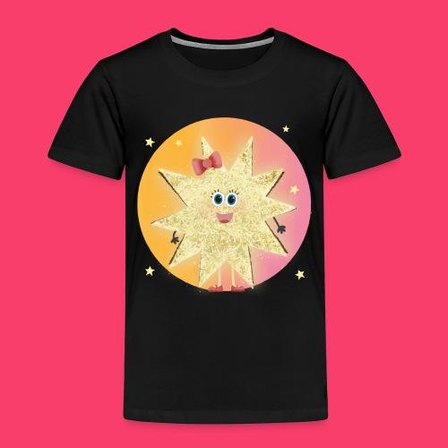 Stella Stern Sternchen Aquarell - Kinder Premium T-Shirt
