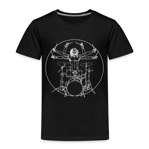 Da Vinci Rocks drums - T-shirt Premium Enfant