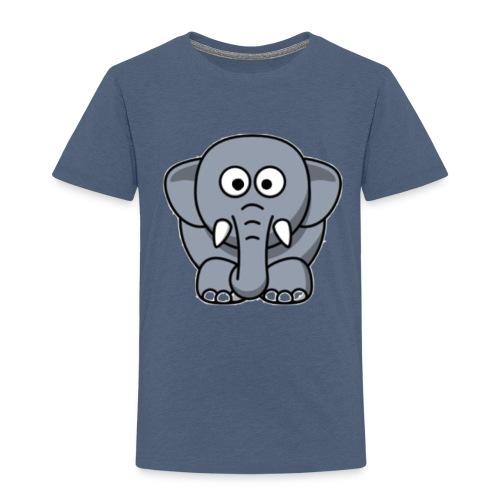 Olifantje - Kinderen Premium T-shirt