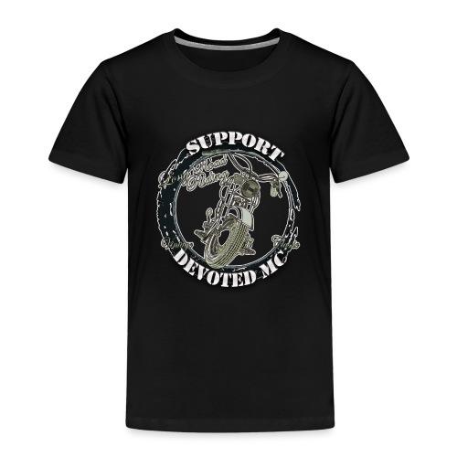 T-Shirt DEVOTEDMC SUPPORTSHOP10007 - Premium T-skjorte for barn