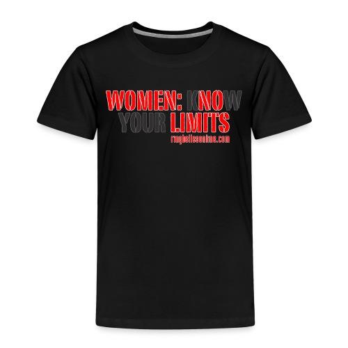 new no limits - Kids' Premium T-Shirt