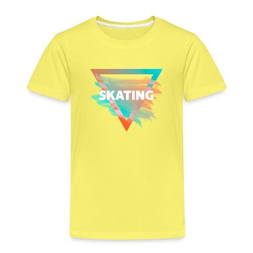 Skating Diffus - Kinder Premium T-Shirt