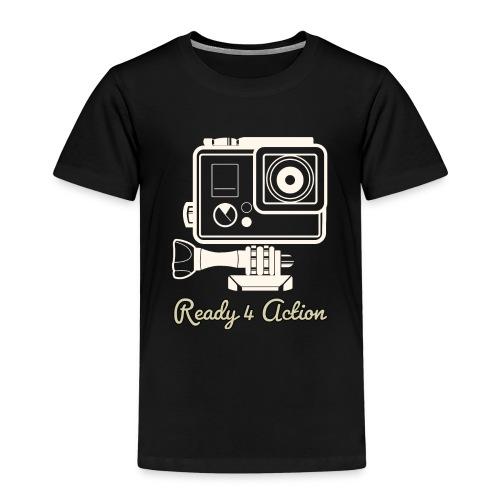 Ready 4 Action - Kinder Premium T-Shirt
