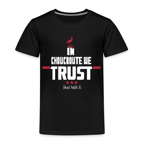 FINAL FILES white letters - T-shirt Premium Enfant