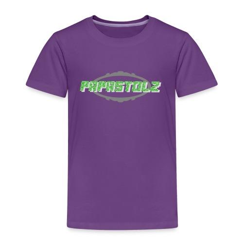 Creepy Papa - Kinder Premium T-Shirt