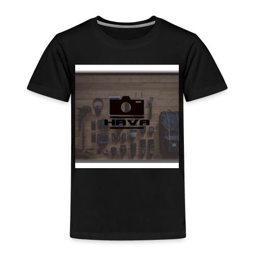 HAVA banner - Premium-T-shirt barn